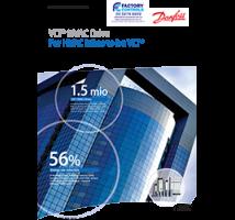 Danfoss VLT HVAC drive FC 102 brochure