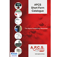 APCS General Catalogue