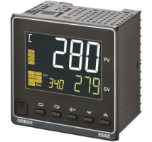 E5AC-T Series Temperature and Process Controllers