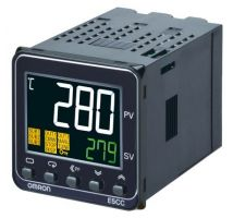 E5CC-T Series Temperature and Process Controllers