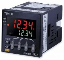 H5CX Series Digital Timers